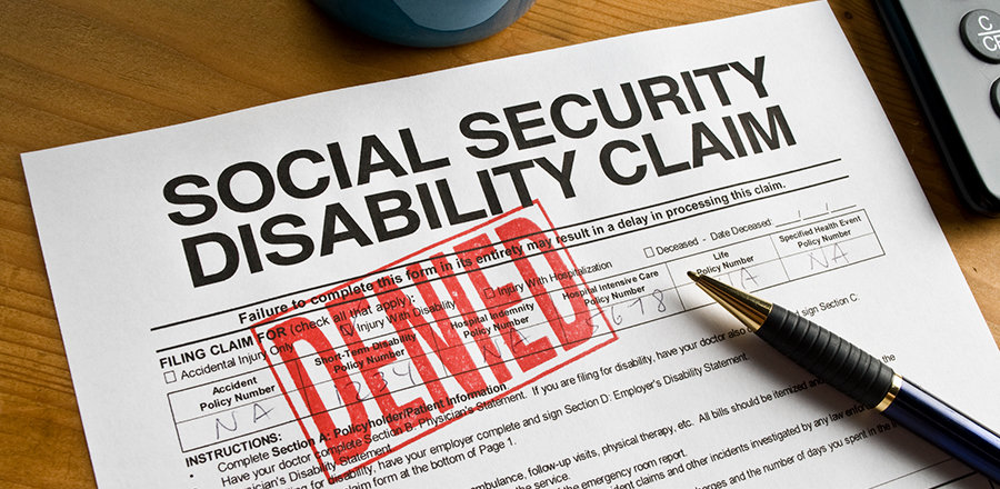 Why Was I Denied for SSDI