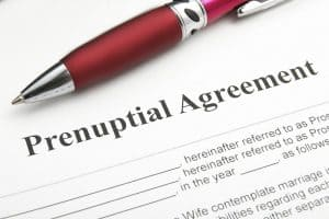 How Does a Prenuptial Agreement Impact Who Can Inherit?