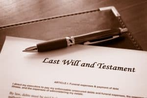 Contesting a Will in Tennessee